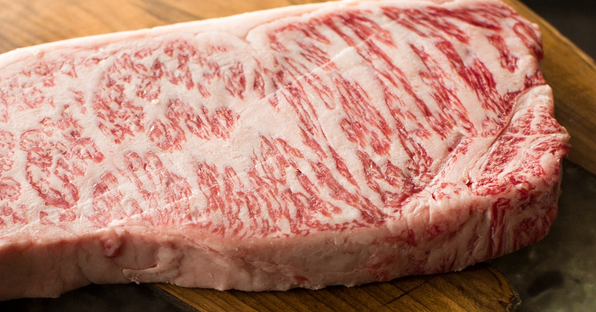 Japanese A5 Wagyu Crowd Cow