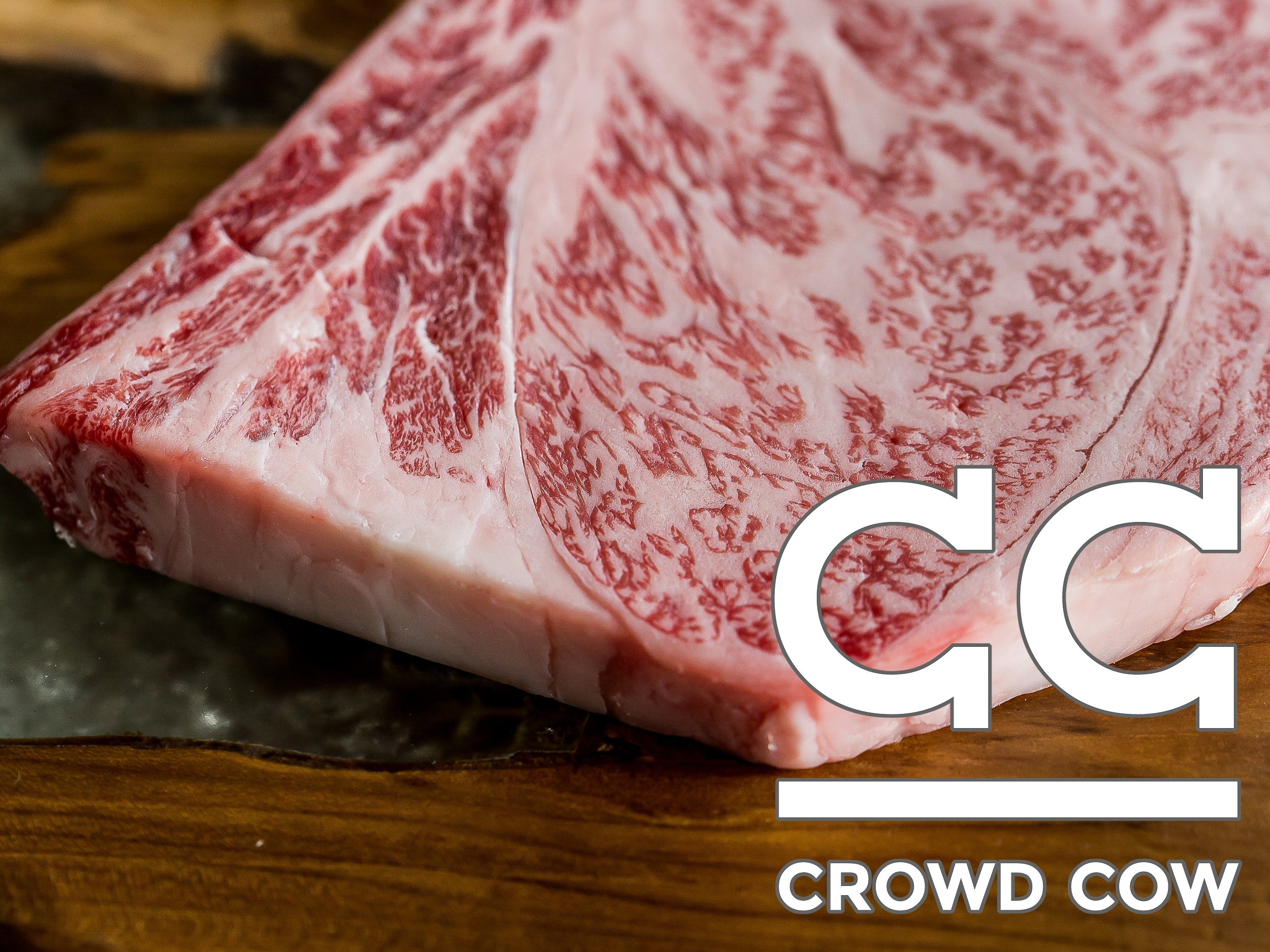 A5 Wagyu Steak on Crowd Cow